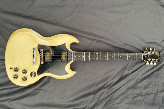Joe Hoare / Orange Goblin - Gibson SG
