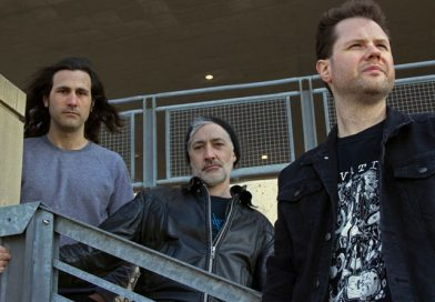 T-Tops: Interview With Guitarist & Vocalist Patrick Waters