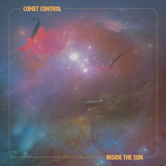 Comet Control 'Inside The Sun'