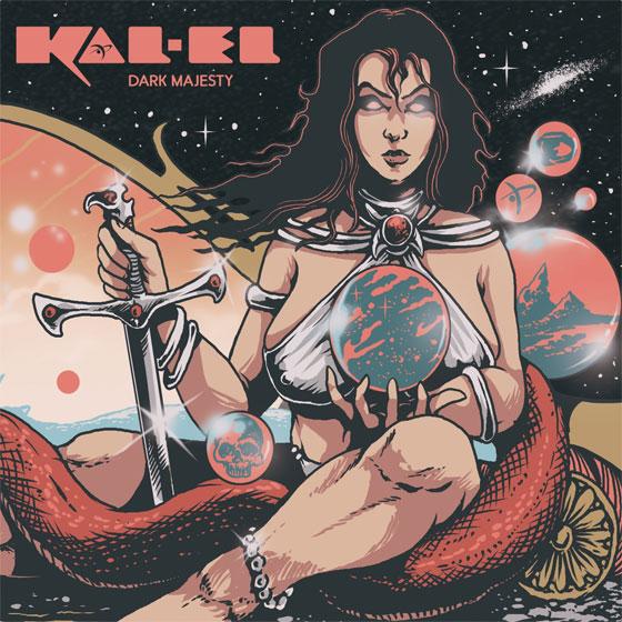 Kal-El 'Dark Majesty'