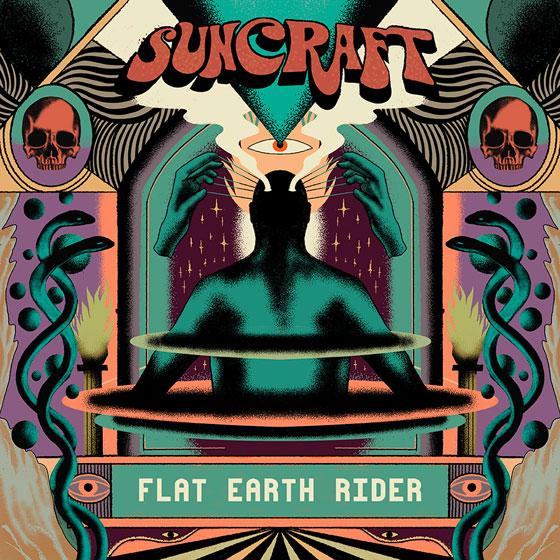 Suncraft 'Flat Earth Rider'