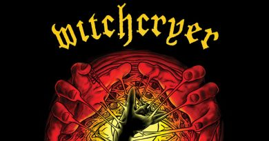Witchcryer 'When Their Gods Come For You'