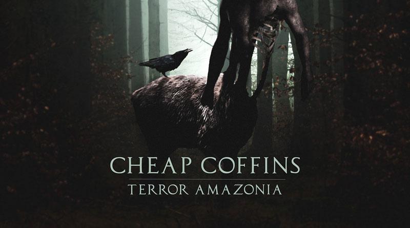 Cheap Coffins 'Terror Amazonia'