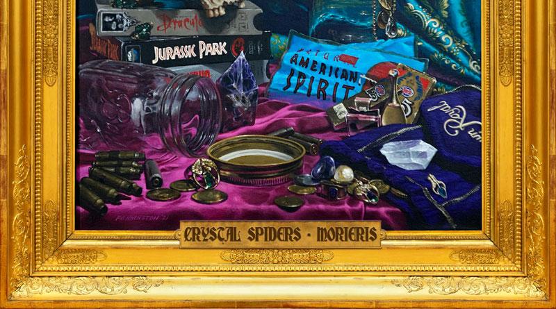 Crystal Spiders 'Morieris'