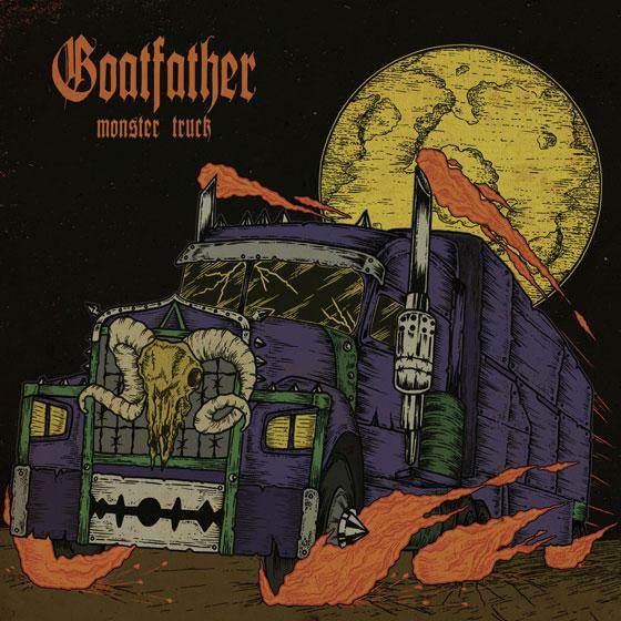 Goatfather 'Monster Truck'