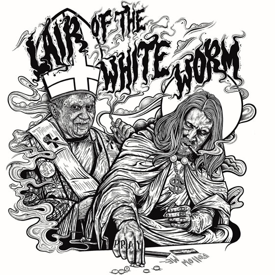 Lair Of The White Worm 'EP1'