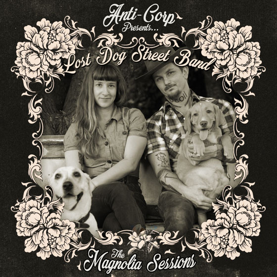 Lost Dog Street Band 'The Magnolia Sessions'