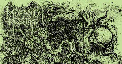 Morbid Messiah 'Disgorged In The Coffin'