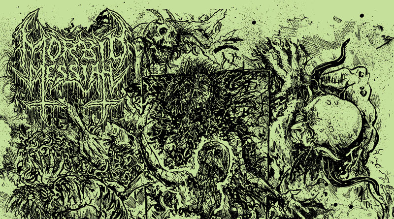 Review: Morbid Messiah 'Disgorged In The Coffin'