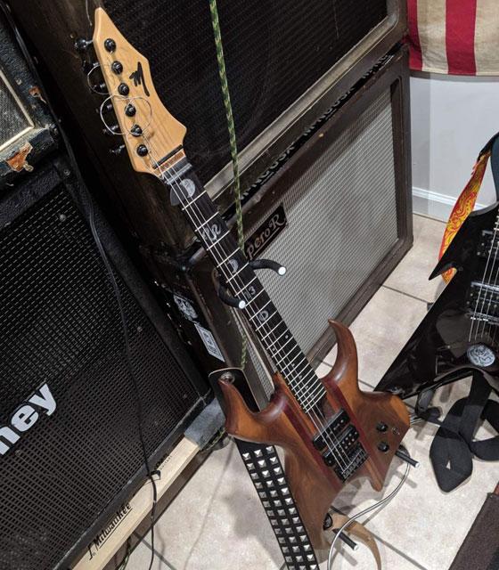 Nate Hall - Monson Guitar