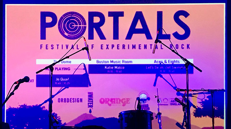 Portals Festival 2021 - Photo by Lee Beamish