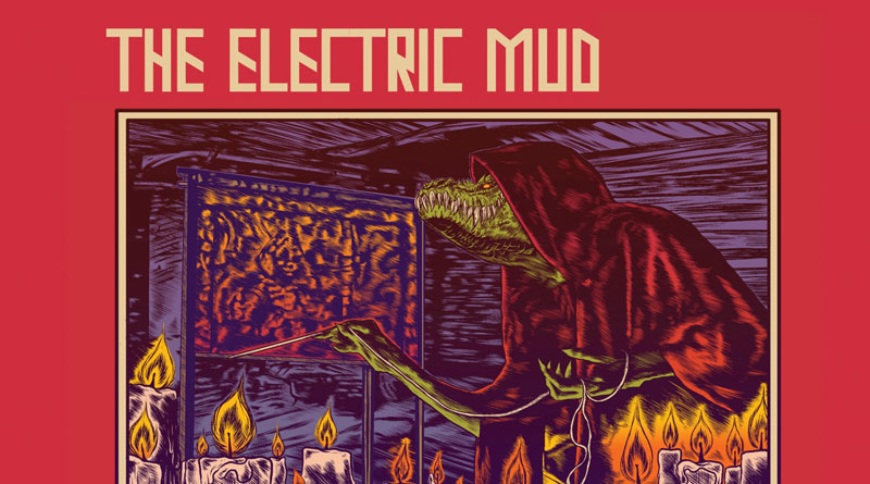 Review: The Electric Mud 'Black Wool' EP