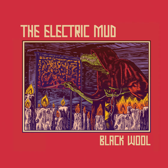 The Electric Mud 'Black Wool'