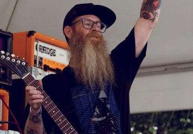 In Search Of Tone: Aaron Wall Of Red Beard Wall