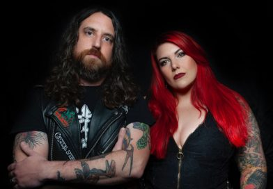 Crystal Spiders: Interview With Brenna & Tradd