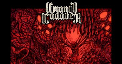 Grand Cadaver 'Into The Maw Of Death'