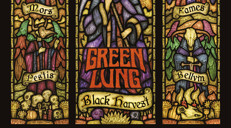 Review: Green Lung 'Black Harvest'