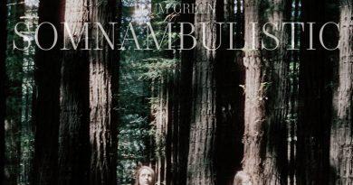 Plum Green 'Somnambulistic'