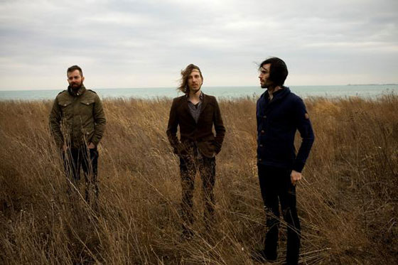 Russian Circles - Photo by Chris Strong
