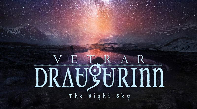 Vetrar Draugurinn 'The Night Sky'